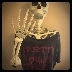 Pretty Young Thing t-shirt/Medium!